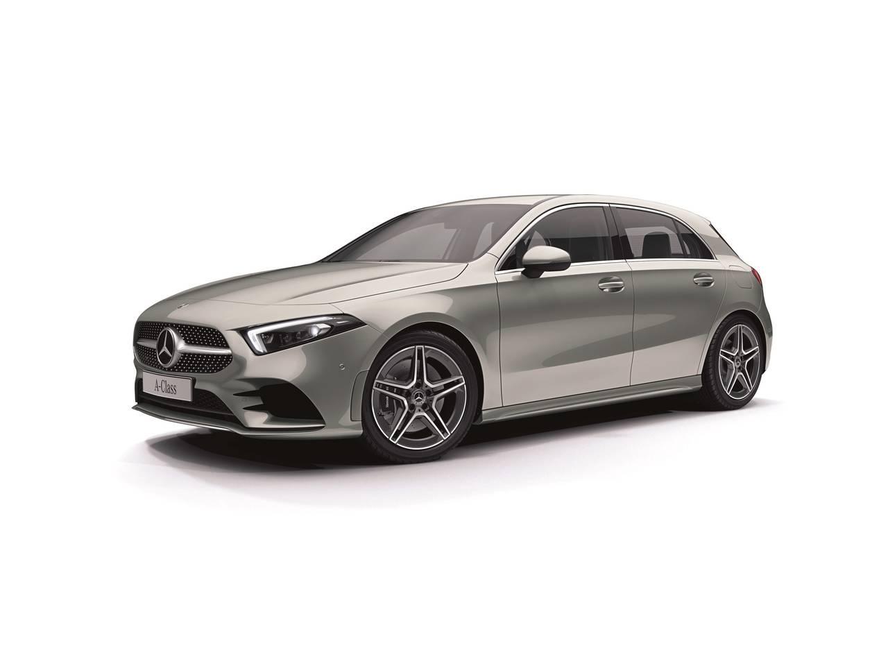 メルセデス新型「Aクラス」の注文受付を開始、特別限定車も設定!