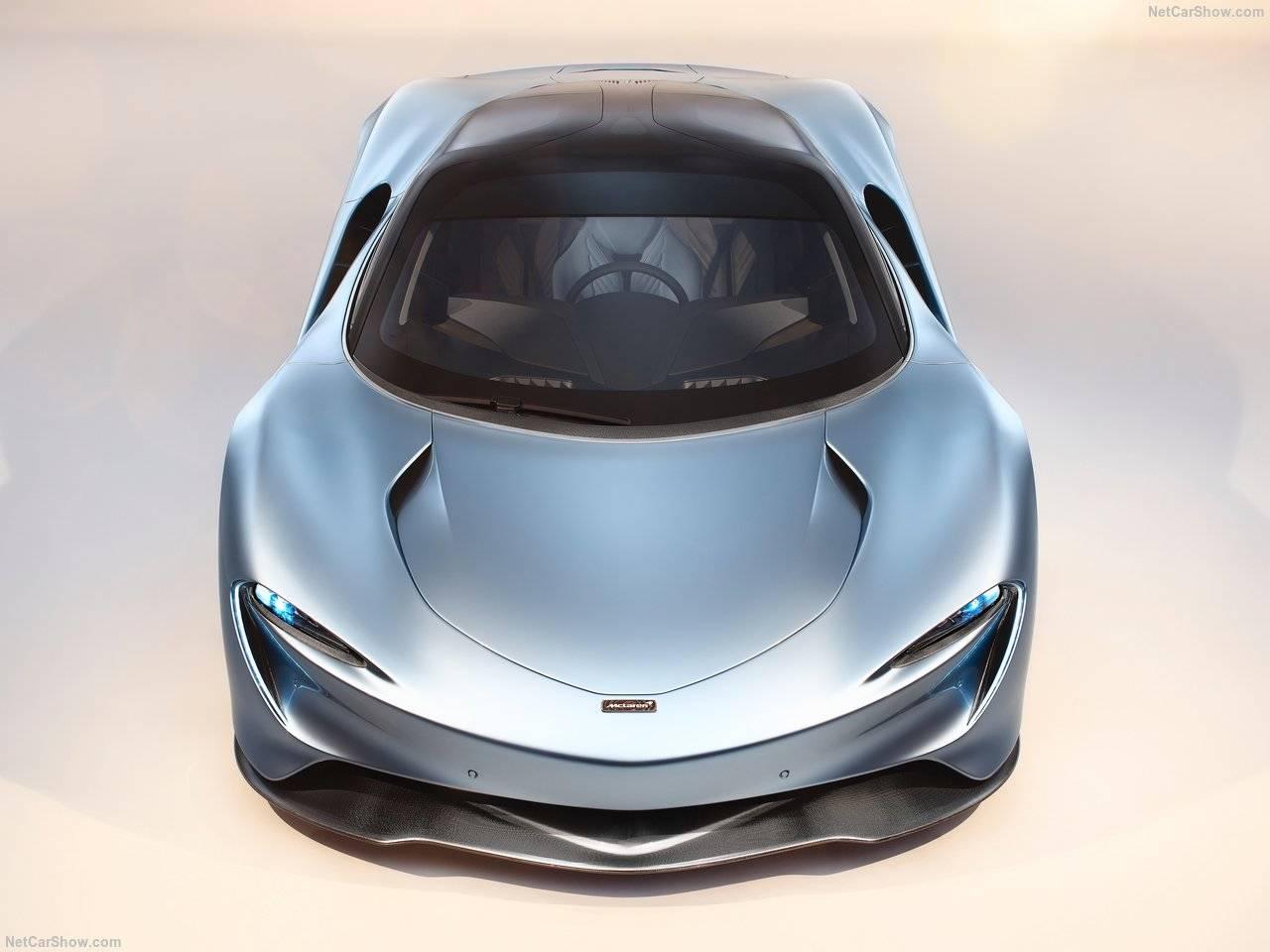McLaren Speedtailが、公開されました!なんと最高速度403km/hというモンスターカーに!!!