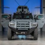 核兵器も毒ガスも防いじゃう!装甲車「セネターAPC」が、市販モデル発売
