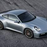 ポルシェ 911カレラ4Sが発表されました。発売開始は2019年初め?