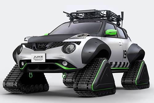 東京オートサロン2019 日産自動車の出展モデルをご紹介