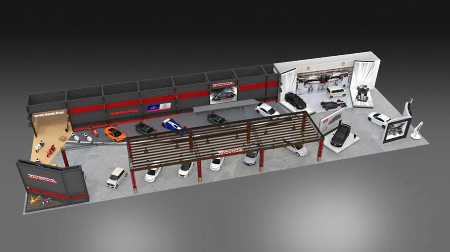 東京オートサロン2019 ホンダの出展予定モデルをご紹介