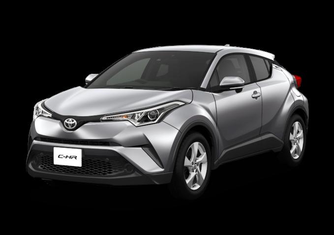 人気SUVトヨタのC-HRとホンダのヴェゼルを比較してみた!性能や燃費の違いは??