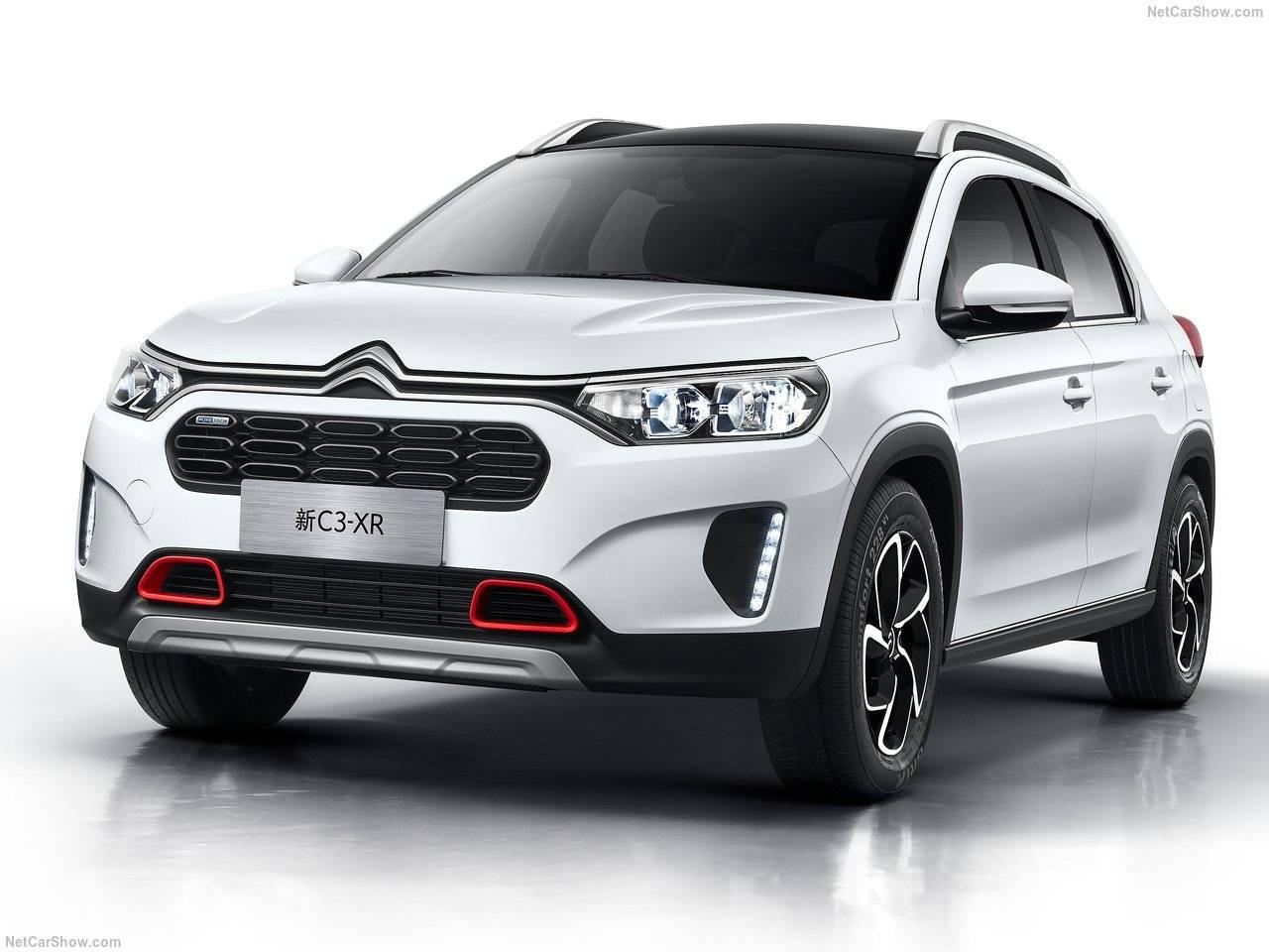 シトロエンから新型C3-XRが登場、中国市場で人気のSUV!
