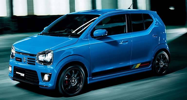 経済的で高性能なスポーツ車はズバリコレ!迷わずアルトワークスで決まり!