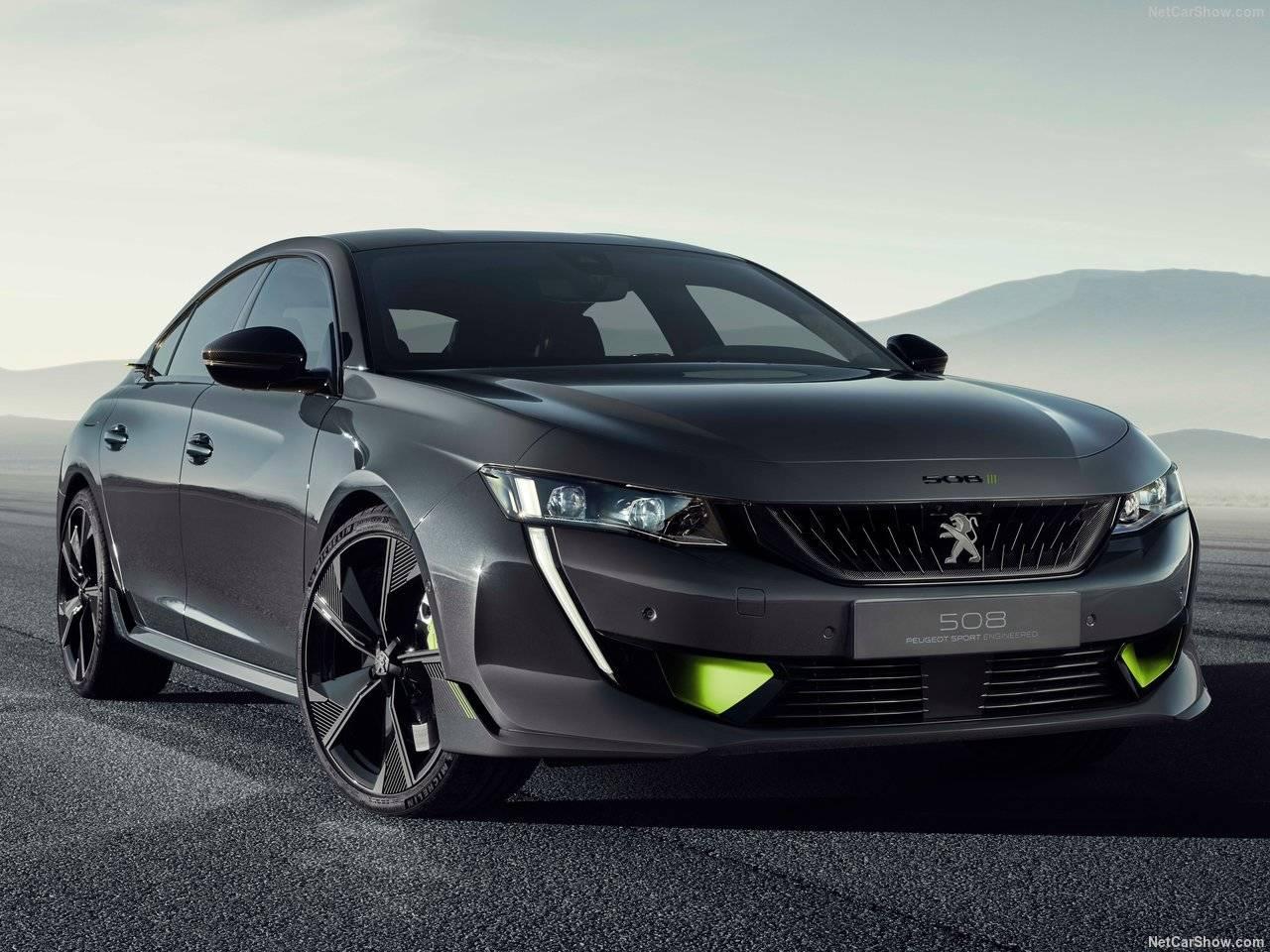 プジョーが、508 Sport Engineered Conceptを公開予定