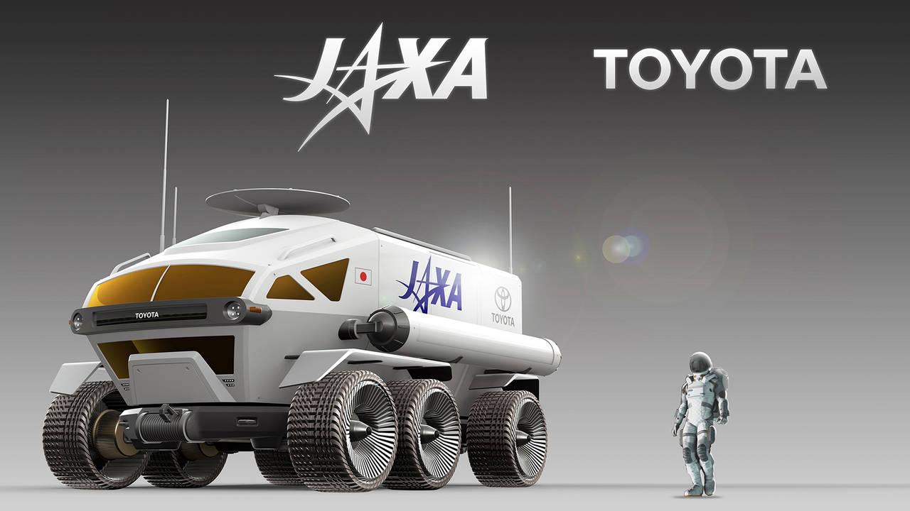 <動画有り>トヨタがJAXAと共同で宇宙を目指す!