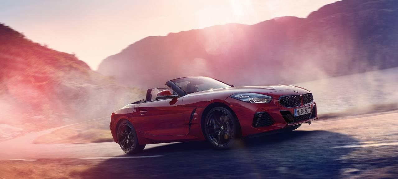 復活!BMW Z4 新型!発売記念特別仕様車も登場!