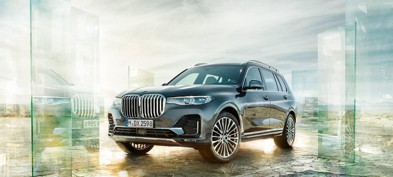 2019年夏登場!新型BMW X7とは?