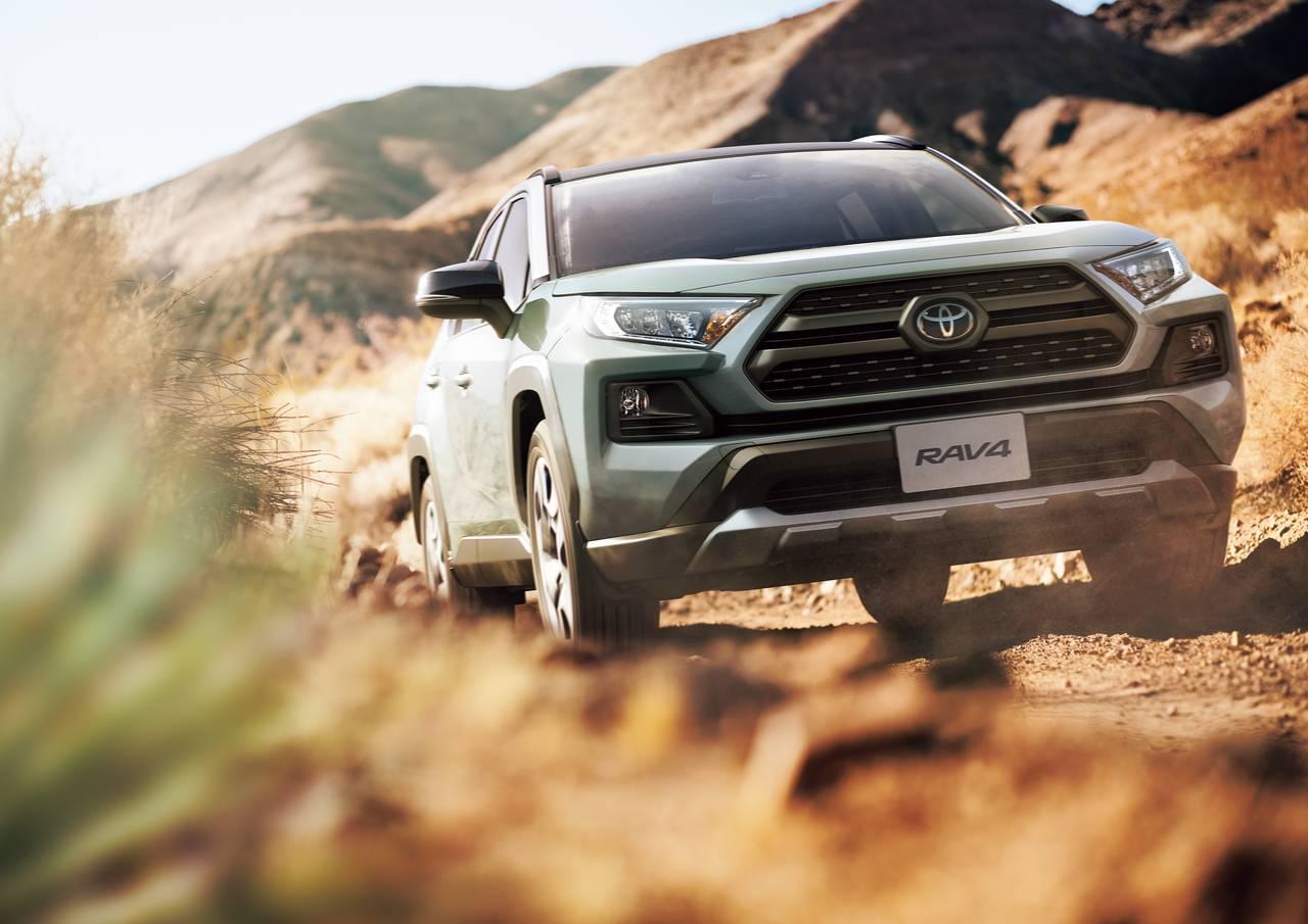 トヨタ新型RAV4ついに発売開始!価格は260万8200円から