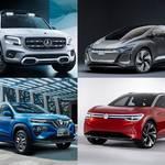 上海モーターショー2019に登場のコンセプトカーたち!