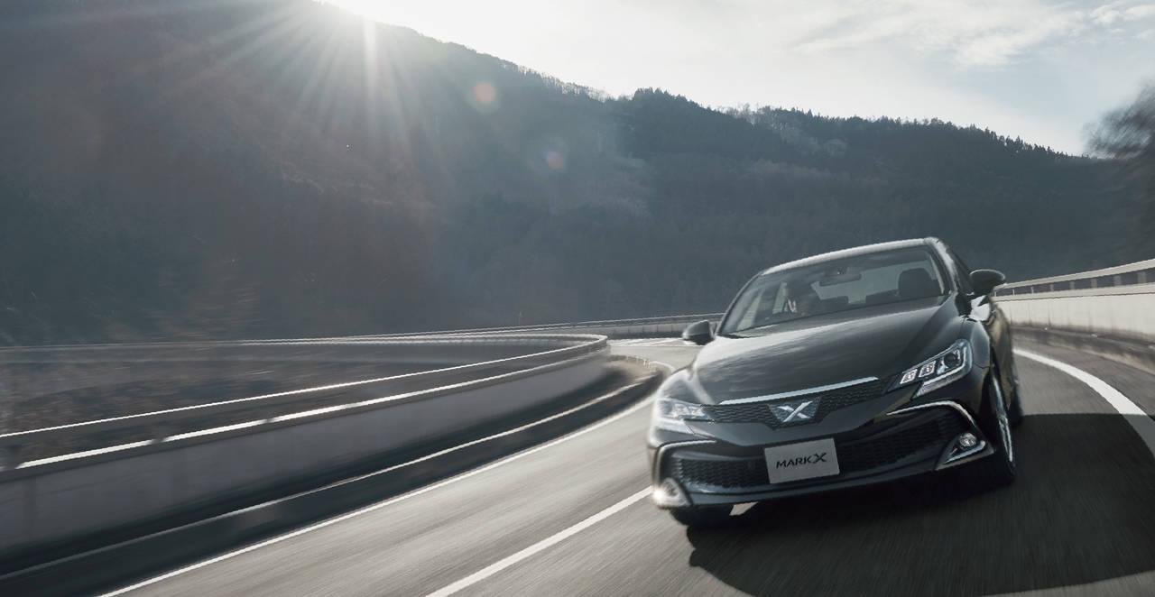 年内生産終了予定の「トヨタ・マークX」と「三菱・パジェロ」に「ファイナル・エディション」設定!