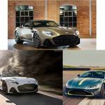 アストンマーチンから3つの2020年モデルが発表!