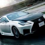 レクサスのプレミアムスポーツカー「RC F」がマイナーチェンジを行い発売!