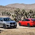 BMW X3とX4にシリーズ初となるMモデル登場