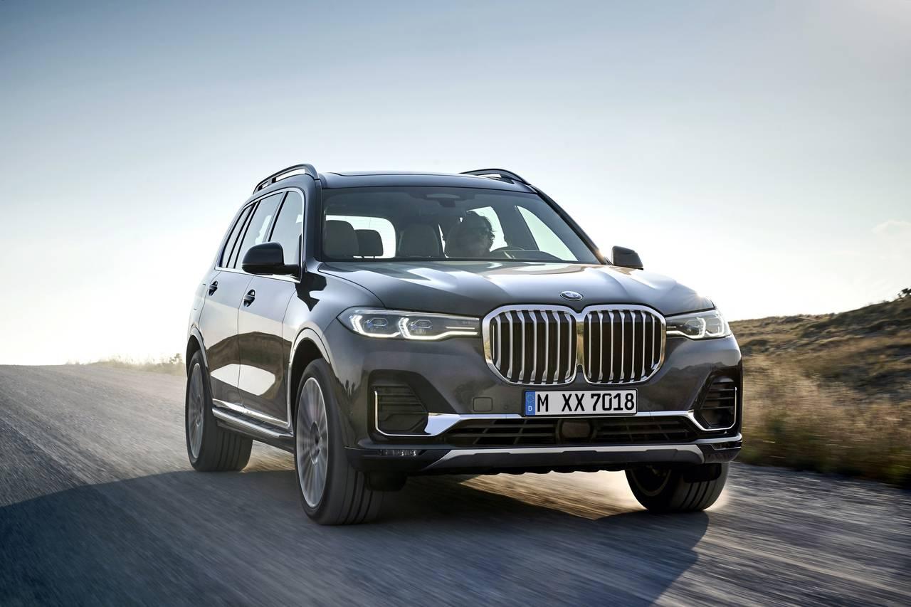BMW、ラグジュアリーセグメントのX7と7シリーズの新型発売