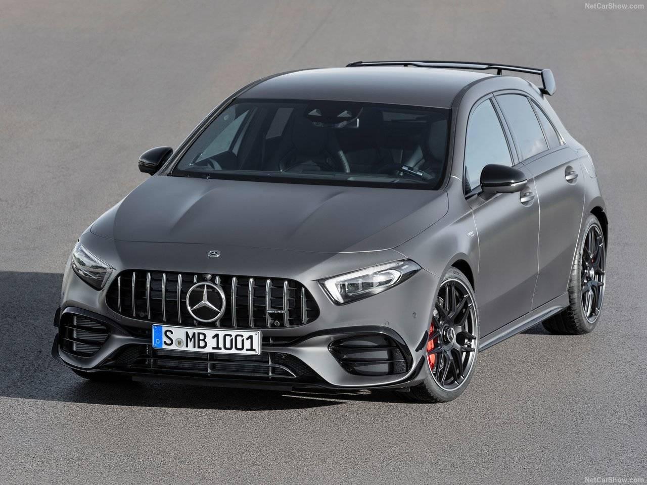 メルセデスベンツが、新型A45 S AMG 4Matic+を発表!