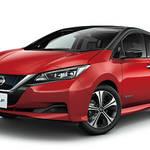 日産の電気自動車「リーフ」に「X Vセレクション」を設定!注目の先進安全装備が充実!
