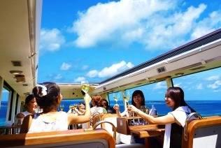 北海道からオープントップバスのレストランツアー企画が期間限定で登場!