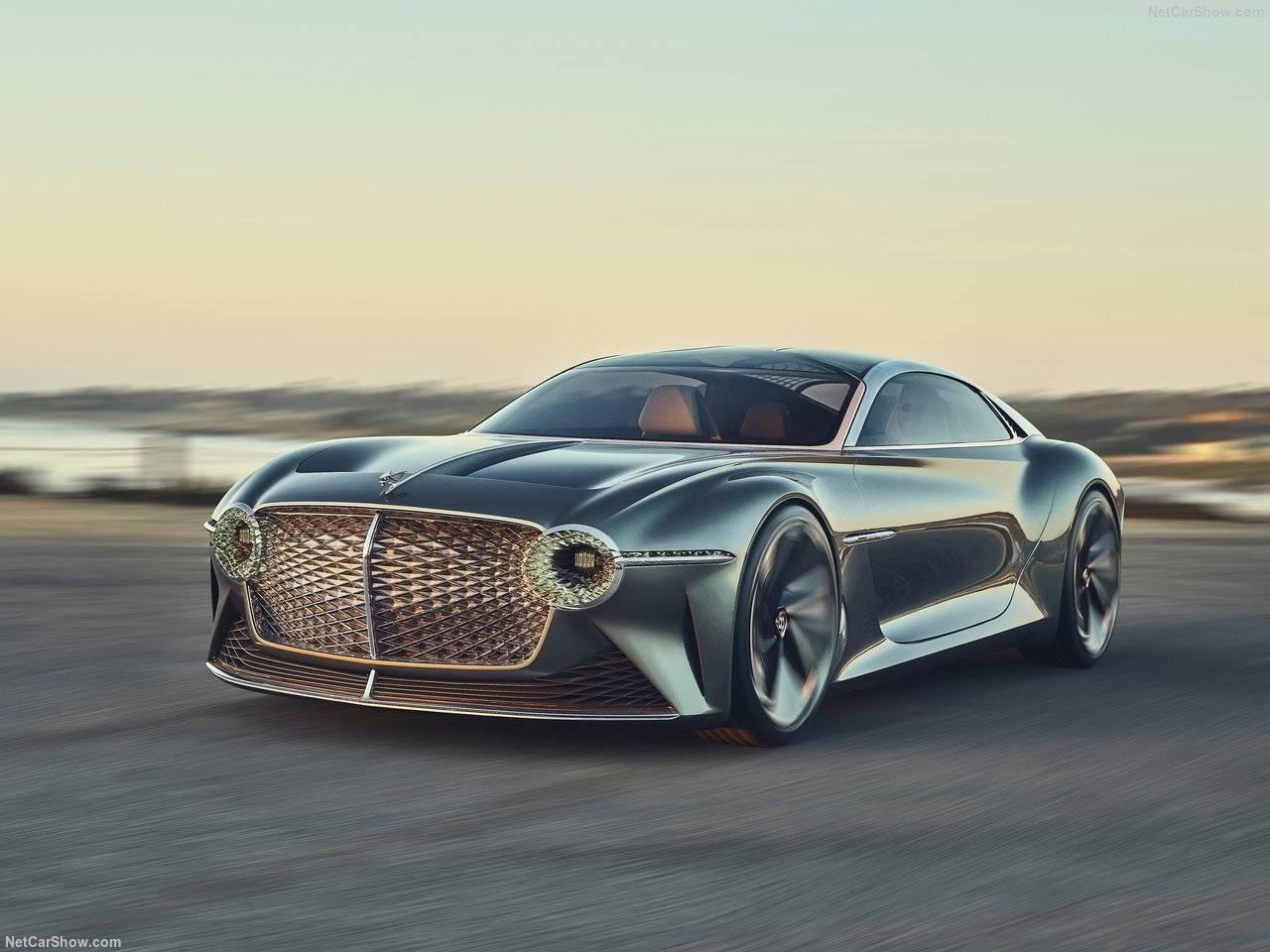 ベントレーがEXP 100 GT Conceptを将来モデルで公開に!