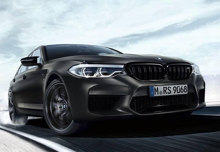 BMW M5誕生から35年を記念して、10台限定の特別仕様車が登場!