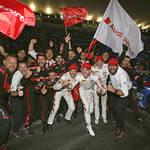 アウディ R8 LMS GT3、鈴鹿10時間耐久レースで初優勝