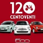 創業120周年のフィアットが、記念限定車を発売開始!