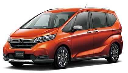 今年10月に、ホンダの「フリード」がマイナーチェンジ!SUVモデルも登場!
