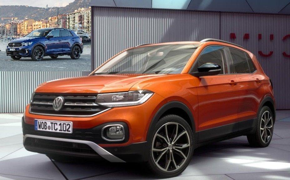 VWがT-Crossの専用サイトを国内開設、欧州ではT-rocR公開!