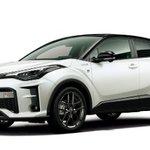 トヨタ C-HRがマイナーチェンジ、さらにGRモデルも設定!