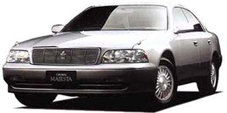 これぞ高級車!初代クラウンマジェスタのバブリーな魅力