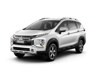 三菱が新型「エクスパンダー クロス」をインドネシアで発表!