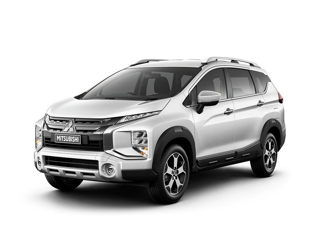 三菱、MPVにSUVの力強さが加わった新型「エクスパンダー クロス」を発表!これ日本にも欲しい!