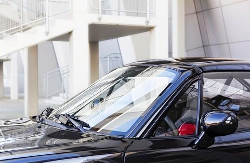 ビンテージ日本の車