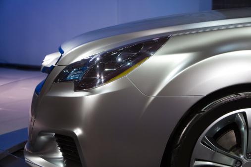 2009 Subaru Legacy Concept