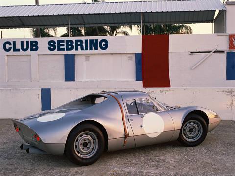 1964 Porsche 904 Carrera GT...