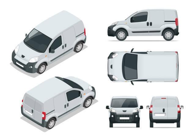 街の風景が一変? 自動運転車の普及初期段階では、白色が安全面で無難となりそうだから