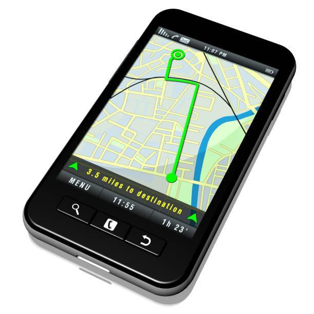 スマートフォンのカーナビアプリ。便利なはずが…