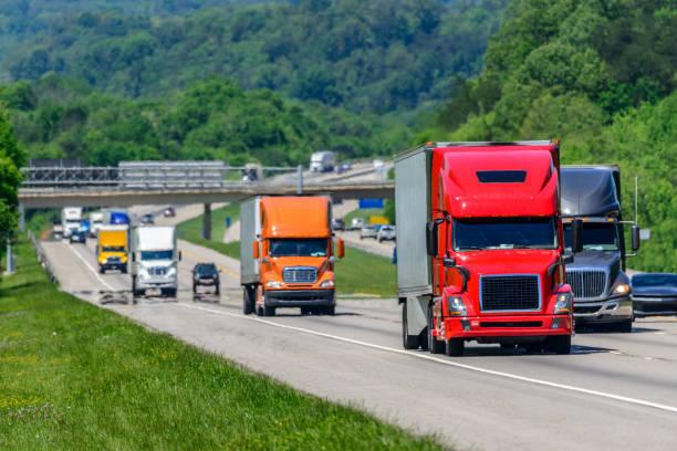 アメリカの1マイル当たりのトラック運用コスト、ジワジワッと上昇中