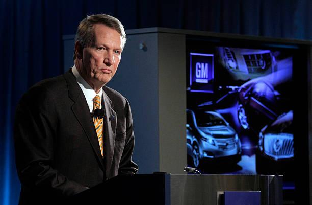 GM 時代のリチャード・ワゴナー氏