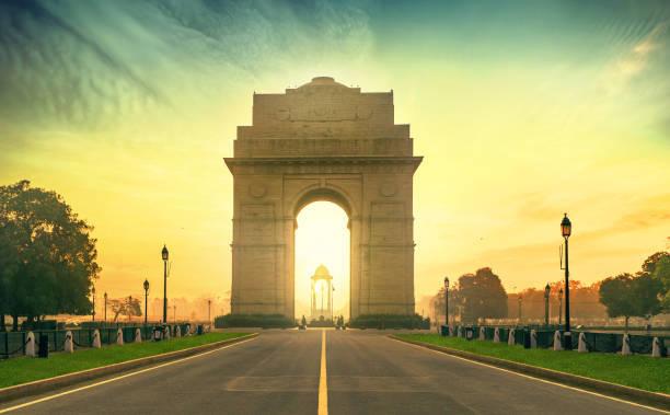 インド門が有名なデリー