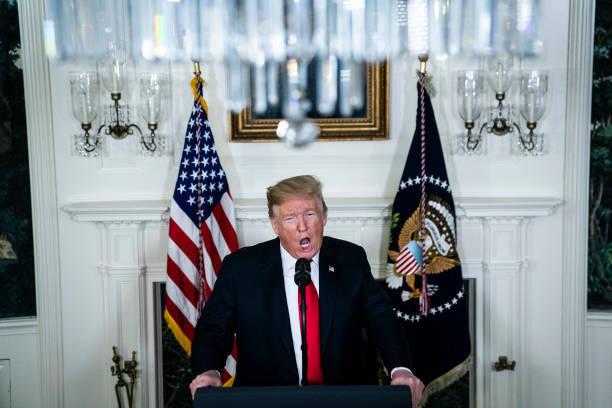 政府機能の閉鎖の原因を作ったトランプ大統領
