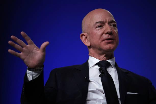 アマゾンの総帥、ジェフ・ベゾス氏