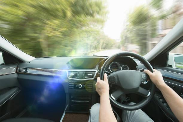 個人的な観点 - 車の運転