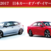 【選考結果】第37回 2016 – 2017 日本カー・オブ・ザ・イヤー
