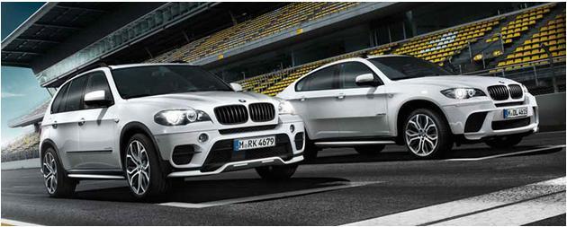 元祖SUVの雄、BMW X5、SUVクーペの王様、BM...