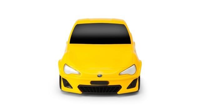 【子ども大歓喜】スポーツカー『スバルBRZ』型のキャリーケース  |  AppBank – iPhone, スマホのたのしみを見つけよう (503)