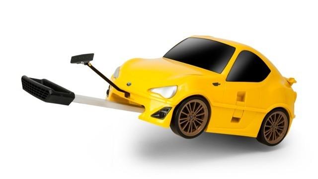 【子ども大歓喜】スポーツカー『スバルBRZ』型のキャリーケース  |  AppBank – iPhone, スマホのたのしみを見つけよう (504)