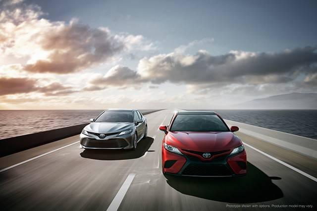 TOYOTA、北米国際自動車ショーで新型カムリを世界初披露/豊田章男 あいさつ文