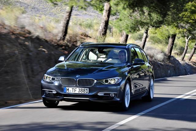 2016 BMW 3-Series Sport Wagon